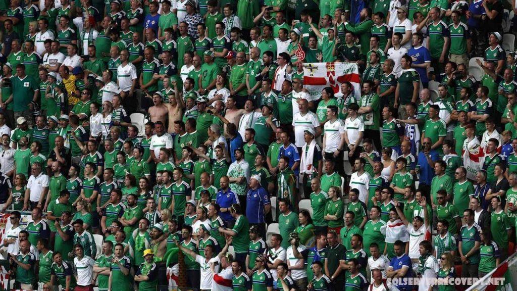 ไอร์แลนด์เหนือ เปิดให้แฟนบอลเข้าชมเกมกับสโลวาเกีย ไอร์แลนด์เหนือจะอนุญาตให้แฟน ๆ กว่า 1,000 คนเข้าสู่วินด์เซอร์พาร์คสำหรับการเล่น