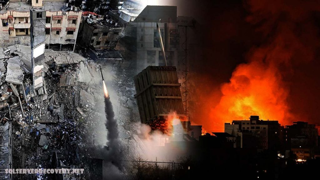 ความรุนแรง ในรอบหลายปีเพิ่มขึ้นอย่างไร ความรุนแรงที่เลวร้ายที่สุดในรอบหลายปีระหว่างอิสราเอลและดินแดนฉนวนกาซาของปาเลสไตน์มาดูกันเลยที่นี่