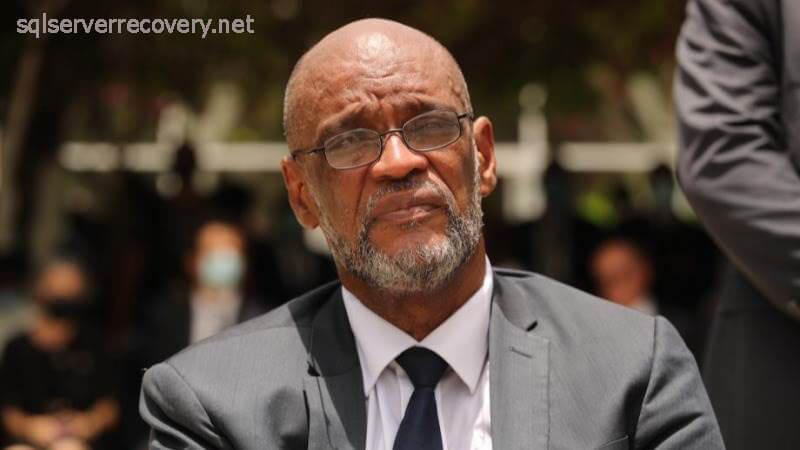 เอเรียล เฮนรี่ ถูกสั่งห้ามไม่ให้ออกนอกประเทศ นายกรัฐมนตรีเอเรียล เฮนรี ของเฮติถูกสั่งห้ามไม่ให้ออกนอกประเทศ ท่ามกลางการสอบสวนข้อกล่าวหา